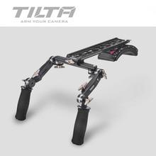 TT 0506 Tilta 15mm/ 19mm système de montage dépaule avec poignée avant kit de poignée pour MINI appareil photo écarlate/rouge MX/ AlEXA