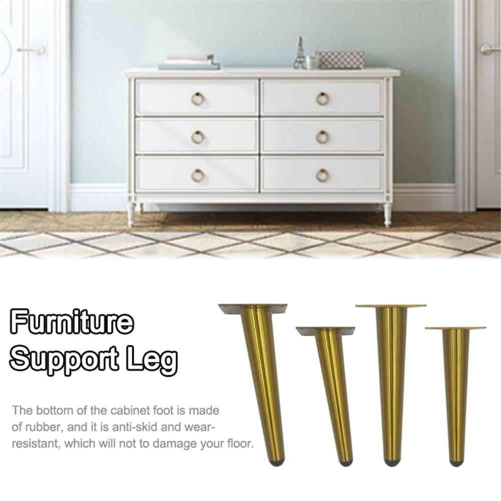 Coffee Table Legs Stainless Steel Furniture Legs Bench Legs Desk Legs Bathroom Cabinet Foot Support Leg Home Accessories