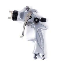 цена на Professional 1.3mm Hvlp Spray Gun Gravity Feed Paint Gun Automotive Sprayer  Paint