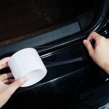 Adesivi per Auto Auto Porta Davanzale Sticker Protector Multifunzione Nano Nastro Auto Paraurti Striscia di Auto Porta di Protezione Antigraffio Accessori