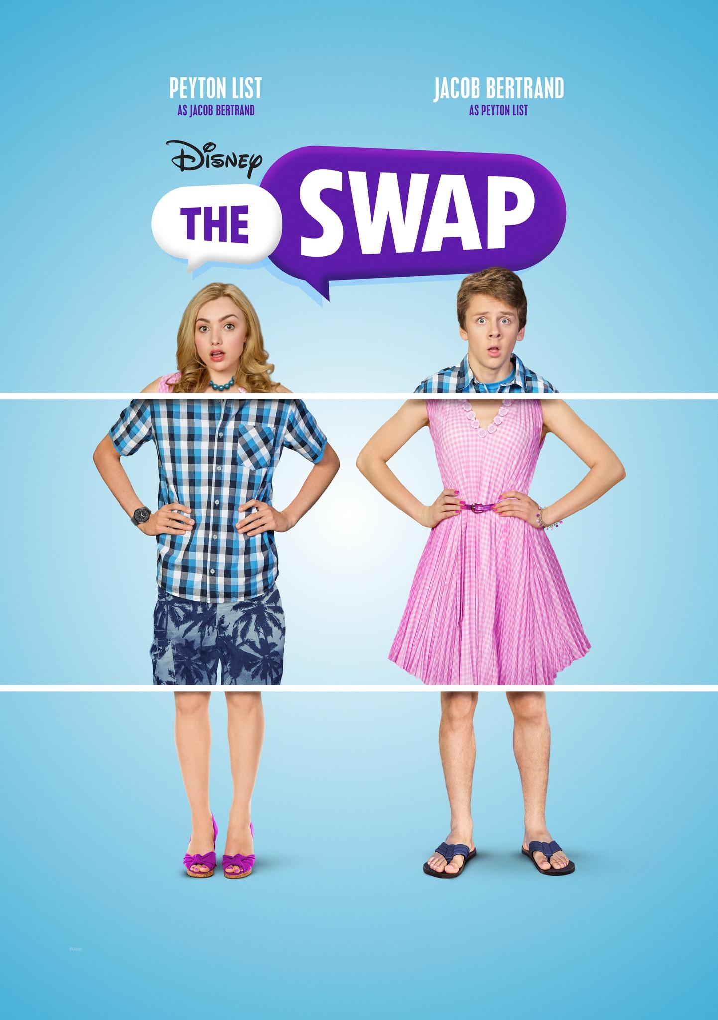 【互换青春/The Swap】[WEB-HR]内嵌中英双语字幕