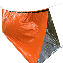 Sleeping-Bag Blanket Tent Hiking-Protection Survival Outdoor Camping First-Aid Aluminum-Film