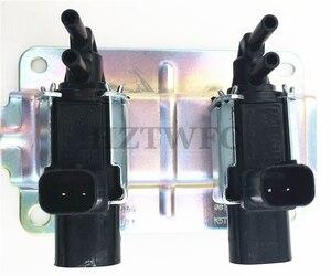 Image 2 - Kostenloser Versand Vakuum Magnetventil Saugrohr Runner Control Für Ford Fiesta Fokus 4M5G 9J559 NB 4M5G9J559NB
