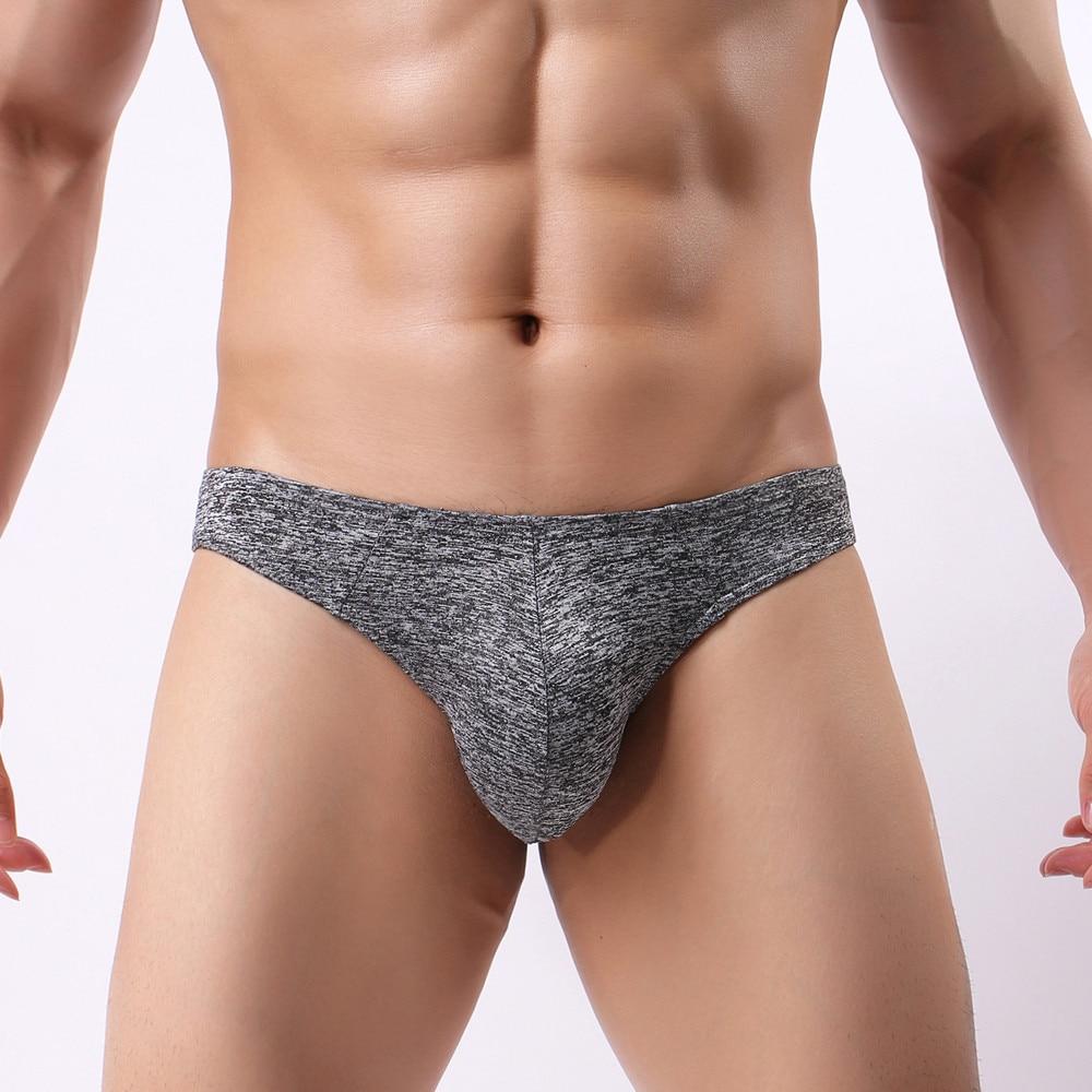 men's underwear jockstrap cotton comfortable cueca masculina Men's Soft Briefs Underpants Knickers Shorts Sexy Underwear