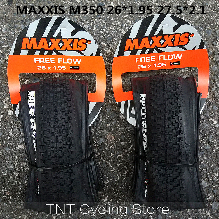 Maxxis Free Flow M350 M333 26*1.95 27.5*2.1 Kevlar Anti Puncture 60tpi Ultralight 550g Mountain Bike Tires Mtb Folding Tyres