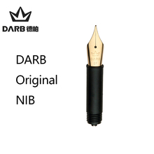 DARB Fountain Pen Nib Tip EF/F Fountain Pens Nib Stainless Steel Group Pen School Accessories Replacement Nibs