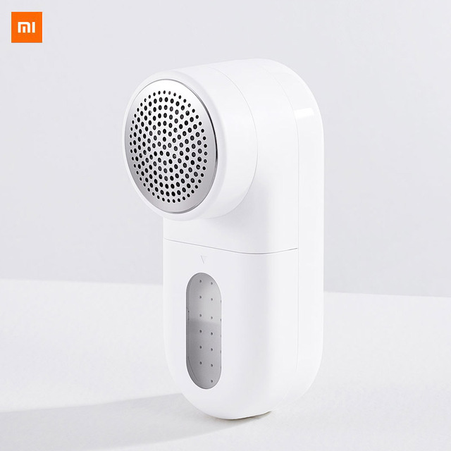 Original Xiaomi Mijia Portable Lint Remover Hair Ball Trimmer Sweater Remover Motor Trimmer 5 leaf Cyclone Floating Cutter Head
