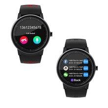 SENBONO S10 Pro Full Round Touch Screen Smart Watch Smartwatch Heart Rate Blood Pressure Smartwatch Men Women Wristband Fitness