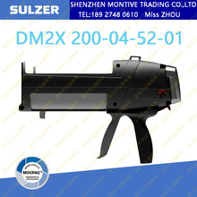 Sulzer Mixpac dispensadores de DM2X 200-04-52-01 para 200ML 4:1 Manual 2-componente