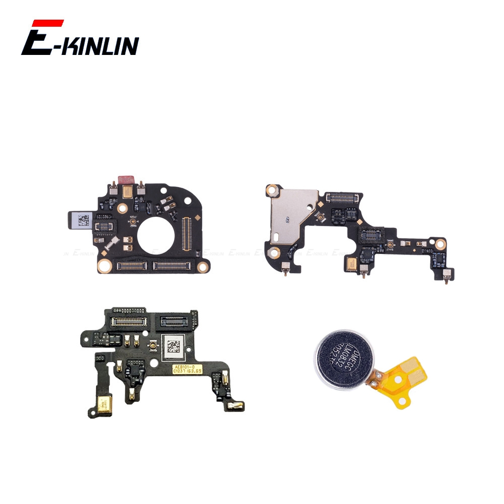 100% NEW High Quality Microphone Module For OnePlus 1 2 3 3T 5 5T 6 6T Vibrator Motor Mic Flex Cable Replacement Parts