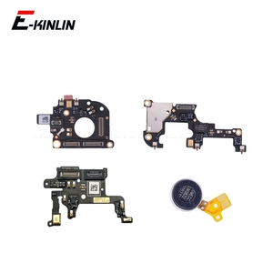 Image 1 - Microphone Module For OnePlus 1 2 3 3T 5 5T 6 6T 7 Vibrator Motor Mic Flex Cable Replacement Parts