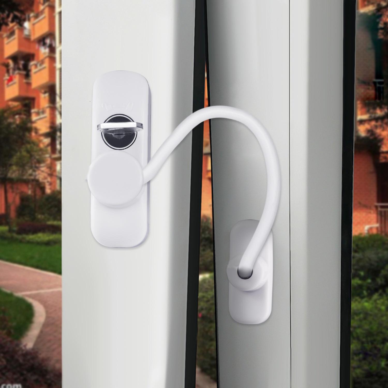 segurança restrictor bloqueio com cabo para casa
