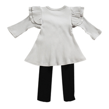 цена на New Kids Clothes Girls Clothes Autumn Toddler Girl Clothes Sets Long Sleeve Costume Outfit Suit Children Clothing Set