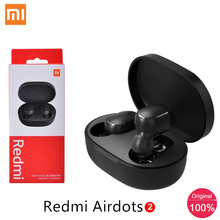 Headset Microphone-Earplugs Auto-Link Xiaomi Redmi Airdots-2 Wireless Bluetooth