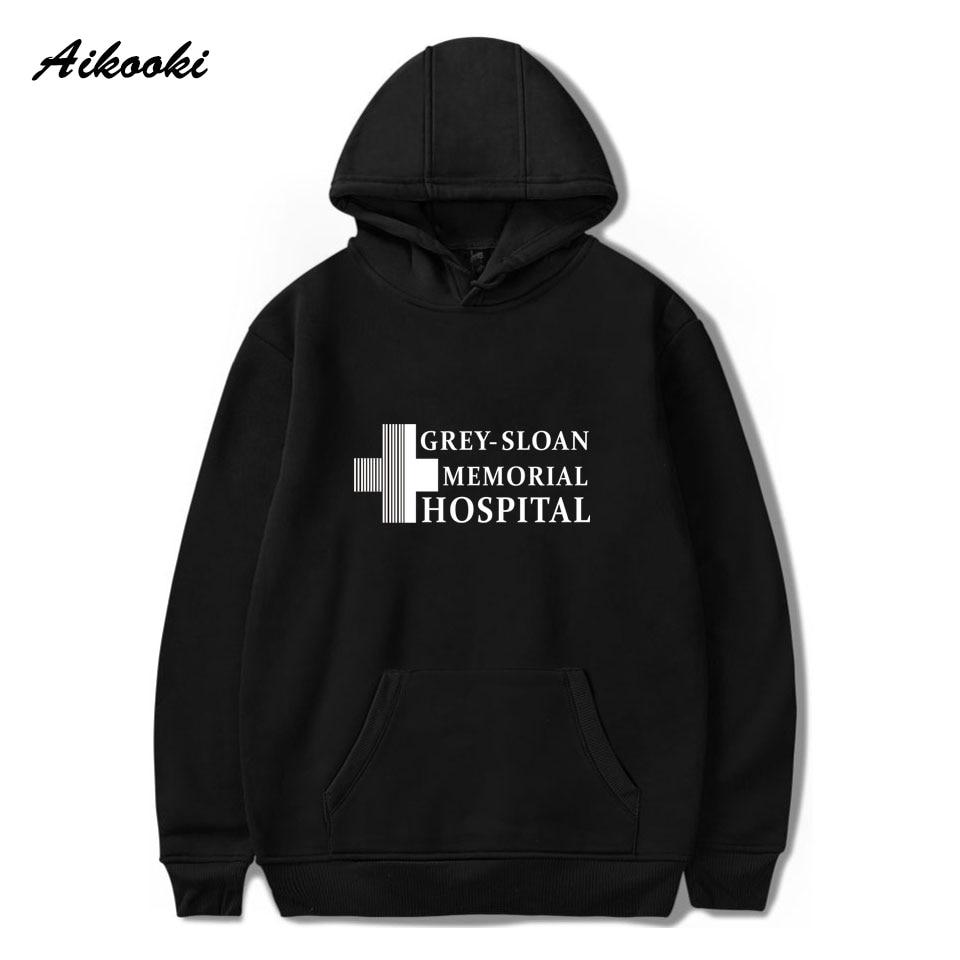 Fashion Design New Grey's Anatomy Cotton Hoodies Sweatshirts Crewneck Men/women Sweatshirts Hip Hop Hoodie You Are My Person Pri