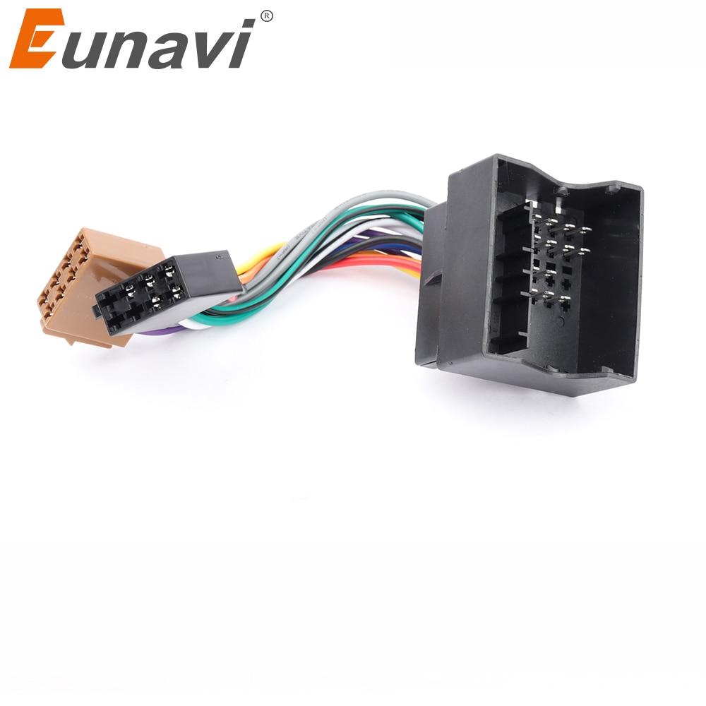 Автомобильный радиоприемник, адаптер для переключателя кабеля, адаптер quadlock для vw Polo Bora Golf V Touran Tiguan для Audi a4 a5 a6