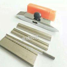 Tinfoil security door tool