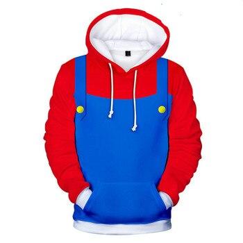 Sudaderas divertidas Super Smash Bros. Sudadera con capucha de super smash bros para hombre y mujer, ropa de primavera otoño