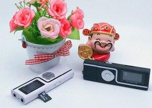 Image 3 - Портативный mp3 плеер с USB и ЖК дисплеем, компактный спортивный плеер с поддержкой карт Micro SD, TF