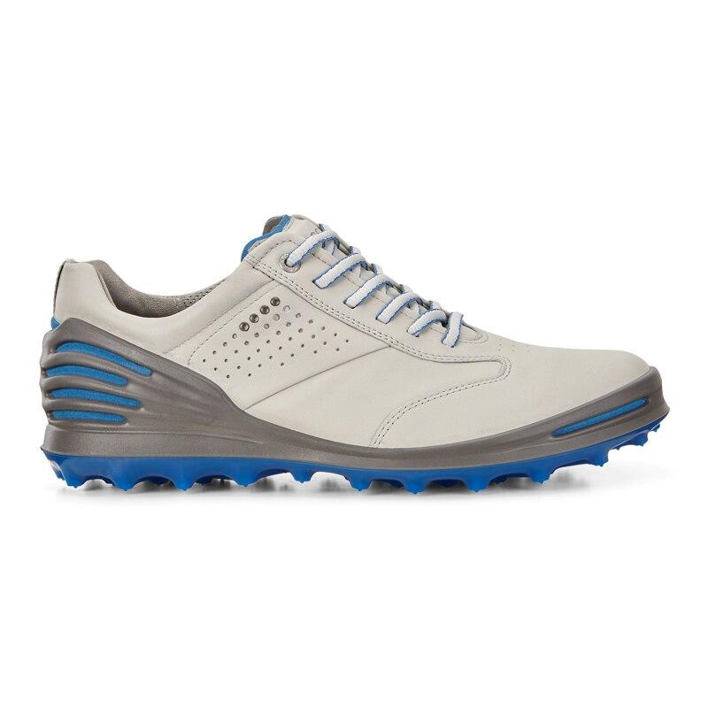 ECCO Men Casual Shoes Golf Shoes Men Elastic Band Walking Men Leather Shoes 133004 39-44