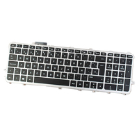 Spanish Layout Laptop Replacement Keyobard for HP ENVY 15 j110la 17 j150la 15 j005ss Laptop Keyboard High Quality Newest Arrival
