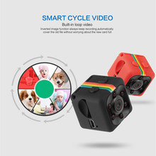 SQ11 Mini Kamera HD 960P Kecil Cam Sensor Penglihatan Malam Mikro Kamera Video DVR DV Motion Perekam Camcorder meter 11(China)