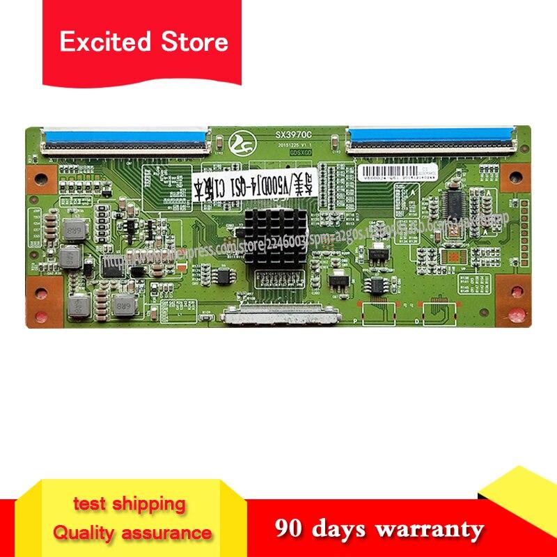 Для 50 дюймов 4K поворот 2k logic board SX3970C V500DJ4-QS1