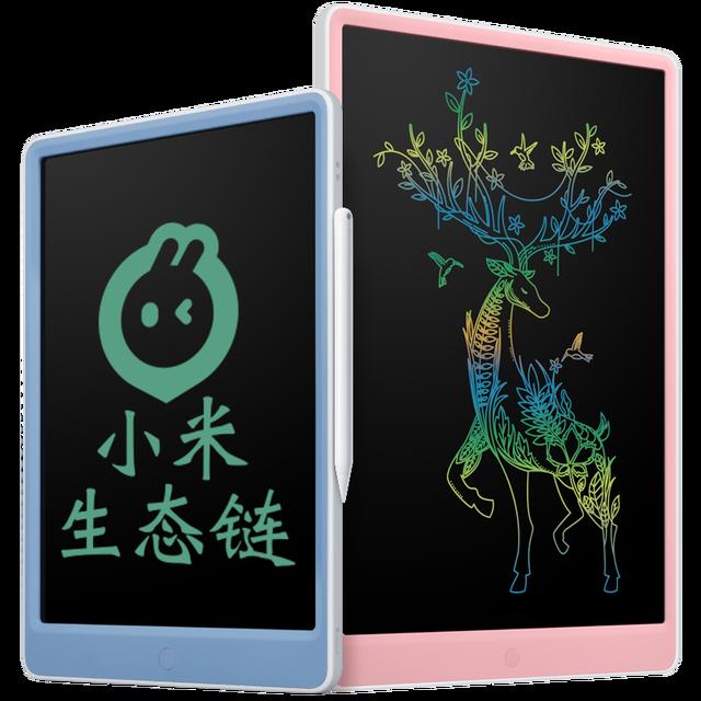 Xiaoxun لوحة كتابة للأطفال ، لوحة فنية مع شاشة LCD مقاس 8.5/12/16 بوصة ، حساسية عالية ، تقنية الكشف عن الضغط ، لا توجد آثار للعين