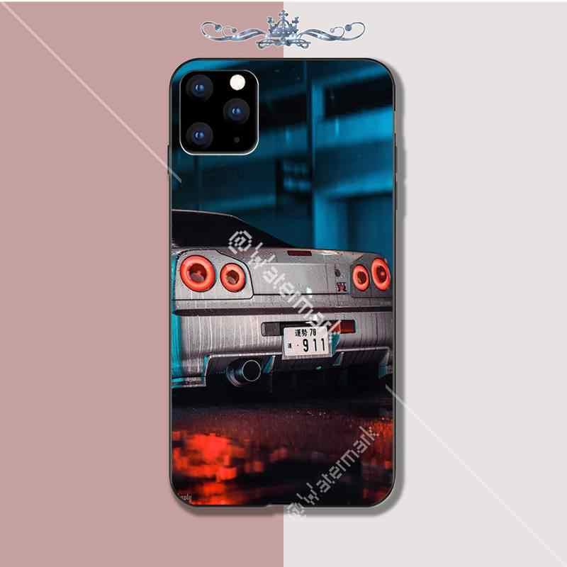 coque iphone 8 nissan skyline gtr r34
