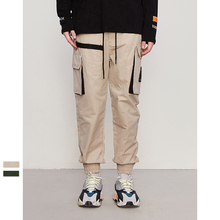 Cooo Coll 19ss Men Women Long Pants Skateboard Kanye West Hip Hop Biker Streetwear Trousers Casual Sweatpants Cargo