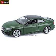 Bburago 1:24 Audi RS5 simulation alloy car model crafts decoration collection toy tools gift стоимость