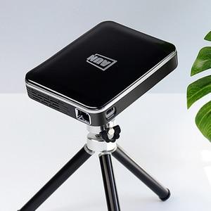 Image 4 - Проектор AUN MINI X3, встроенная мультимедийная система, видеопроектор, поддержка зеркального отображения экрана, 3D проектор для 1080P