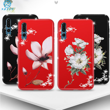 Bling Diamond Case For Huawei Honor V30 20i 7A 7C Pro 10i 9 8 Lite Soft Silicone TPU Glitter Cover For Honor 9X 8A 8X 8S 7S 7X dreamfox m155 wu tang killa bees hip hop soft tpu silicone case cover for huawei honor 6a 6c 6x 7a 7c 7s 7x 8 lite pro