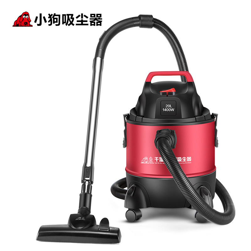 Household Powerful High Power Carpet Vacuum Cleaner Robot Hand drying Wet Multi purpose Industrial Mute Small Machine D 807Vacuum Cleaners   -
