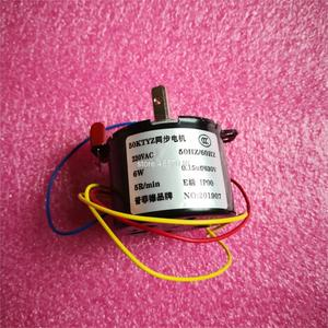 Image 5 - 1PCS 50KTYZ 220V AC 6W  1RPM/2.5 RPM / 5RPM / 10RPM / 15RPM / 30RPM / 50RPMPermanent Magnet Synchronous Gear Motor