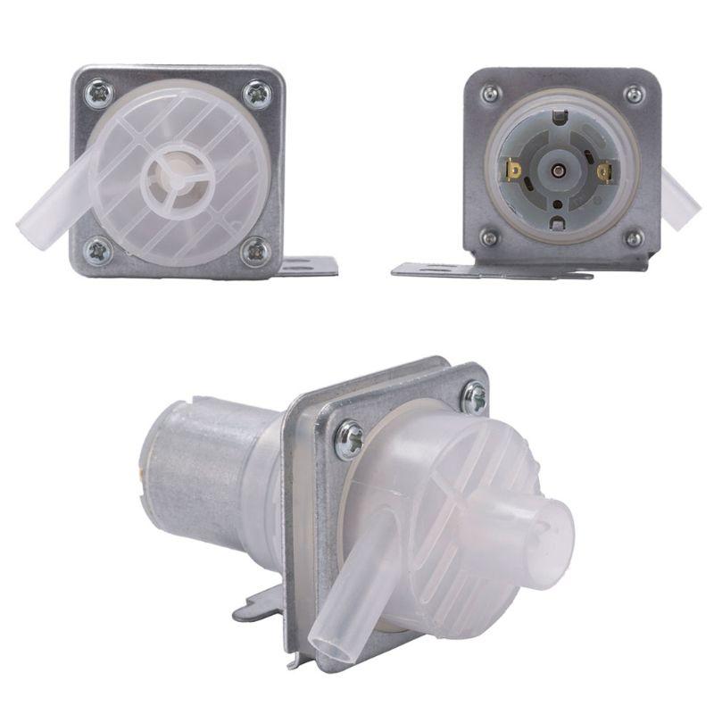 DC 8-12V Micro Water Suction Pump Dispenser Electric Open Bottle Kettle Pumping Motor Pumps Left Export