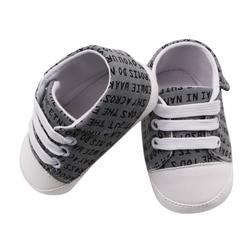 Обувь для малышей; коллекция 2019 года; обувь с буквенным принтом для малышей; bebek ayakkabi; обувь для маленьких мальчиков; кроссовки из парусины