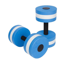 1pc Pool Dumbbell Game Water Sports Pool Party Toys Exercise Dumbbell for Swimming Pool Training Toy Adult Kids Pool Game Toys