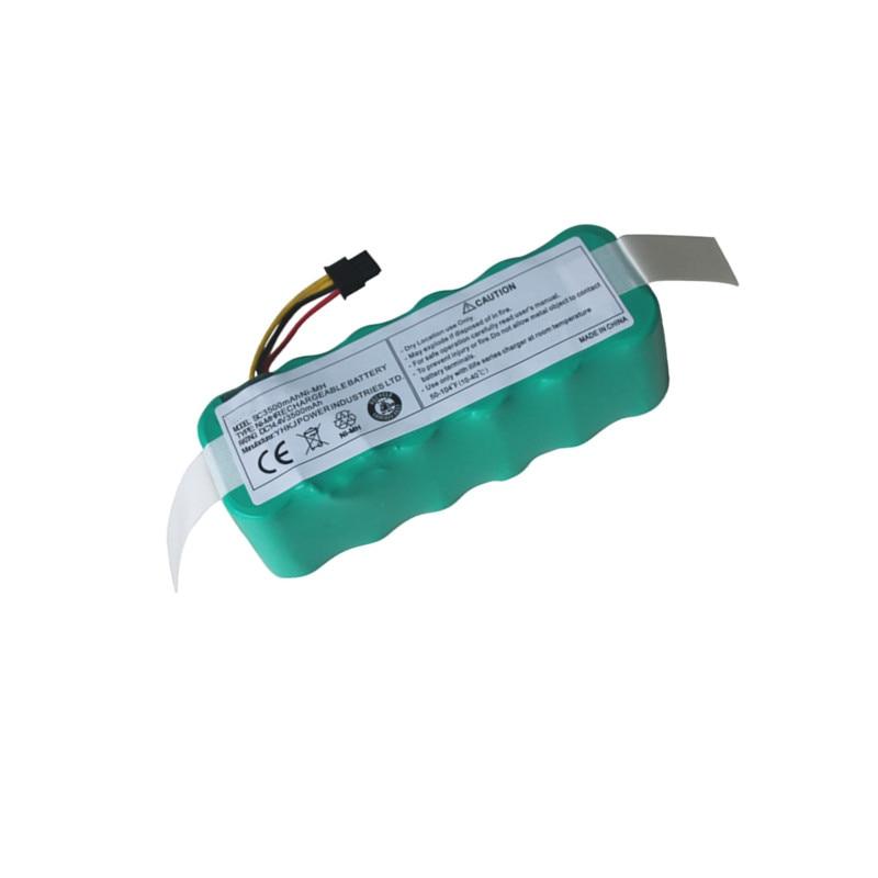 Robot Vacuum Cleaner 3500 MAh Battery Pack For Ariete Briciola 2711 2712 2717 Robotic Vacuum Cleaner Battery Parts
