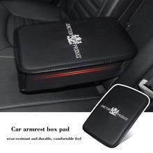 1 шт автомобиль подлокотник pad чехлы на сиденья авто Подлокотники