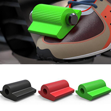 Rubber-Cover Shoe-Protector Motorcycle-Gear-Shift-Pad Foot-Peg Toe-Gel Anti-Skid Universal