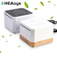 マイナスイオン発生器空気清浄機ホームオフィス活性炭hepaフィルターデスクイオナイザーコンパクトエアークリーナー