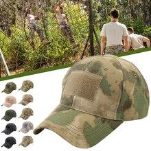 Camouflage Baseball Kappe für Männer Frauen Einstellbare Zurück Papa Onkel Kappe Hut Im Freien Sport Atmungsaktive Caps Sonnencreme Hut