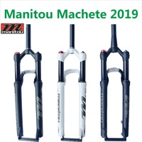 Bike Fork Manitou Marvel Comp Machete 27.5 29er air Forks size Mountain MTB Bike Fork Front cycling suspension PK to SR SUNTOUR
