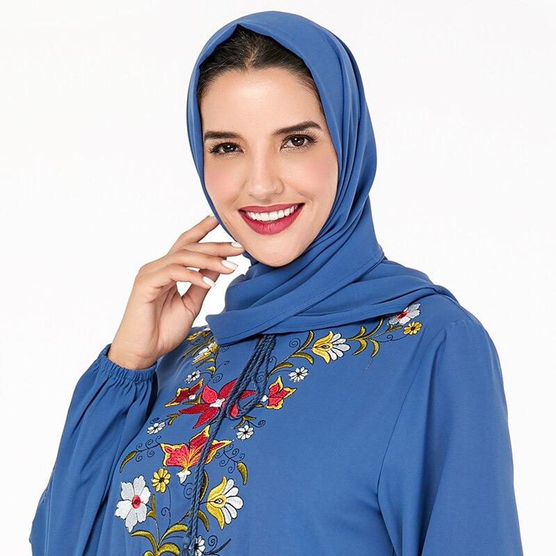 Siskakia 70*180 Muslim Women's Jersey Hijab Scarf Foulard Femme Hijabs Islamic Shawls Soild Quality CEY Headscarf For Women 2019