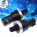 Завеса LA42DWQ-22 1K, 2K 5K 10K 22 мм Диаметр горшки поворотный потенциометр-преобразователь Регулятор инвертор сопротивление переключатель