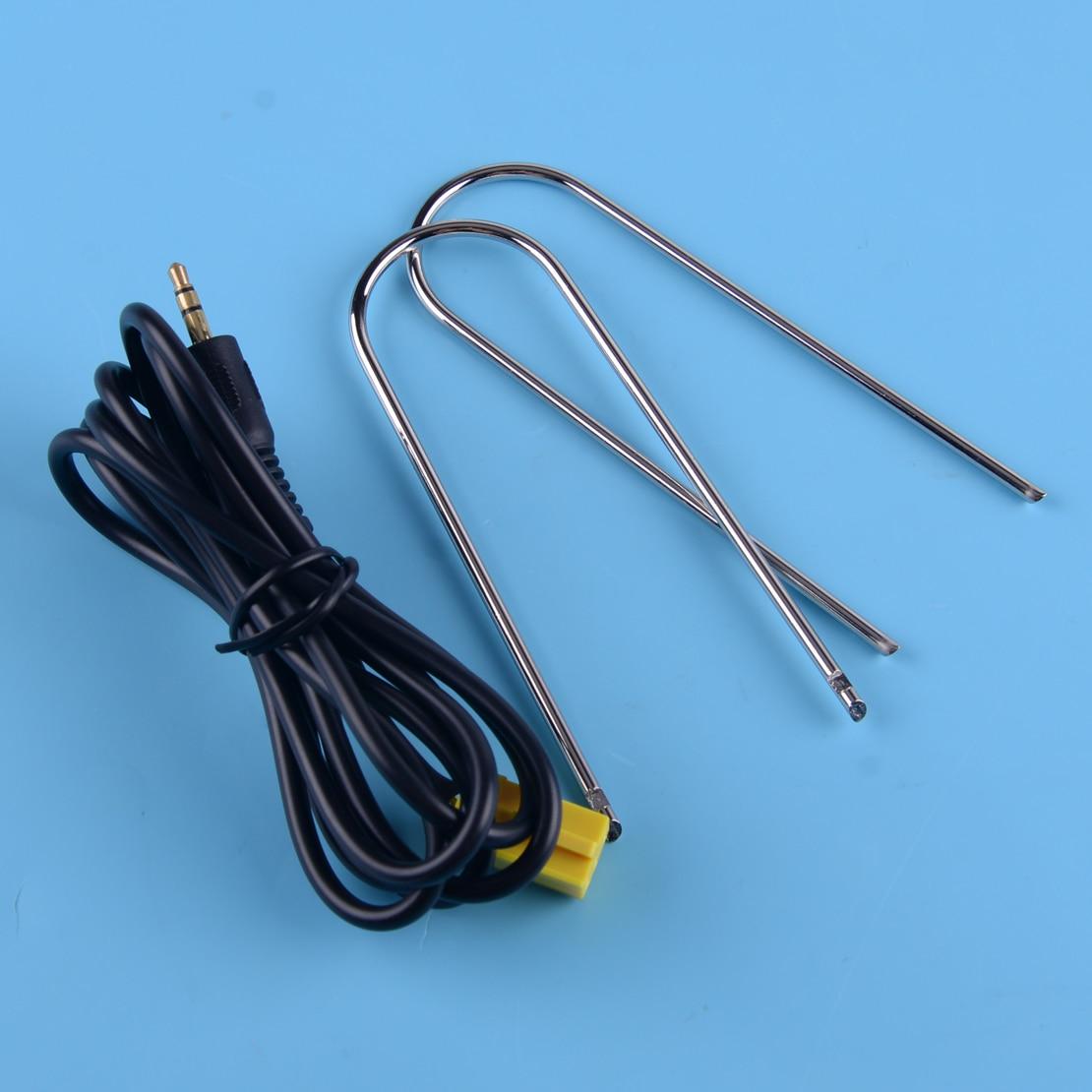 Адаптер входа AUX DWCX 3,5 мм, соединительный кабель для Fiat Grand Punto Alfa Romeo 159