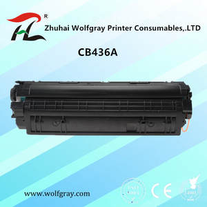 Printer Spare Parts 20PC 36A CB436A Toner Cartridge Reset Chip for HP LaserJet M1120 M1120n M1522 M1522nf P1505 P1505n P1055 P1055n for Canon 3250