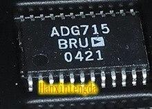 2 ชิ้น/ล็อต ADG715 ADG715BRU ADG715BRUZ TSSOP24 [SMD]
