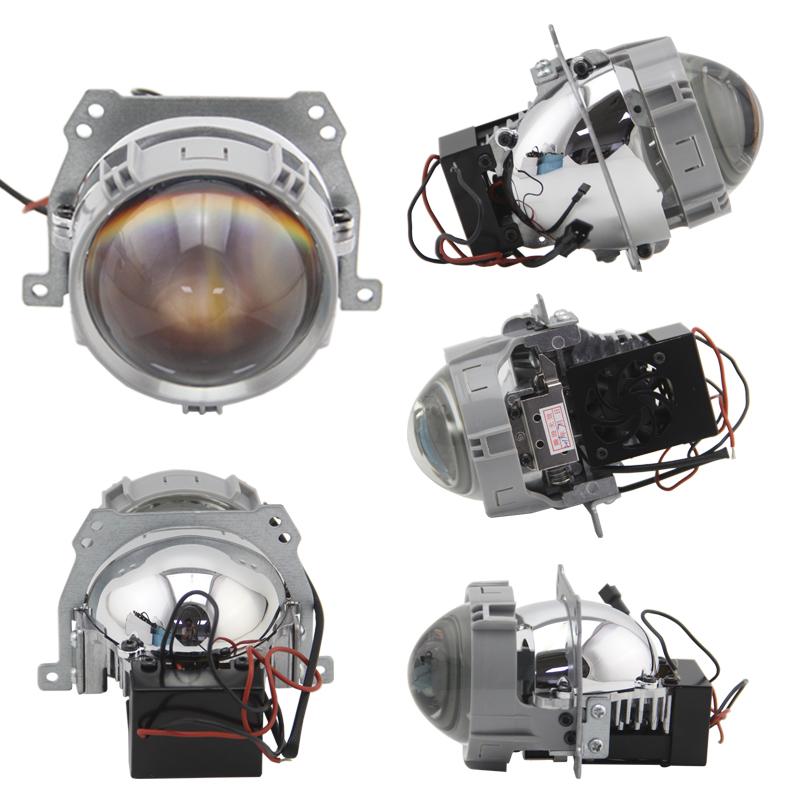 Bi-led-biled-2-5-Inch-LHD-Bi-xenon-WST-Bixenon-bi-xenon-HID-Projector-Lens-With-ShroudsH1-H4 8